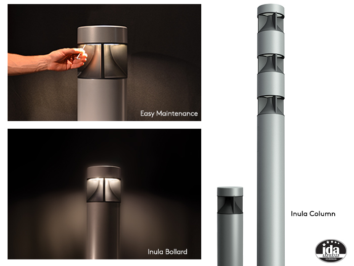Introducing Inula Bollard And Column From Selux