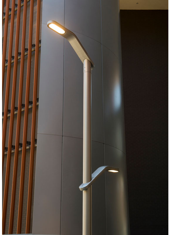 Torres Luminaires from Landscape Forms
